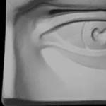 Глаз левый Давида