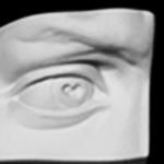 Глаз правый Давида