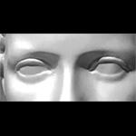 Голова мальчика ливийца