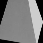 Четырехгранная пирамида