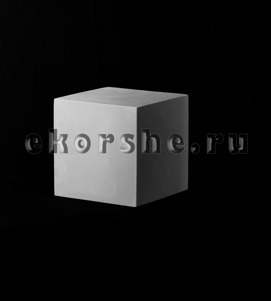 Куб, 15 см